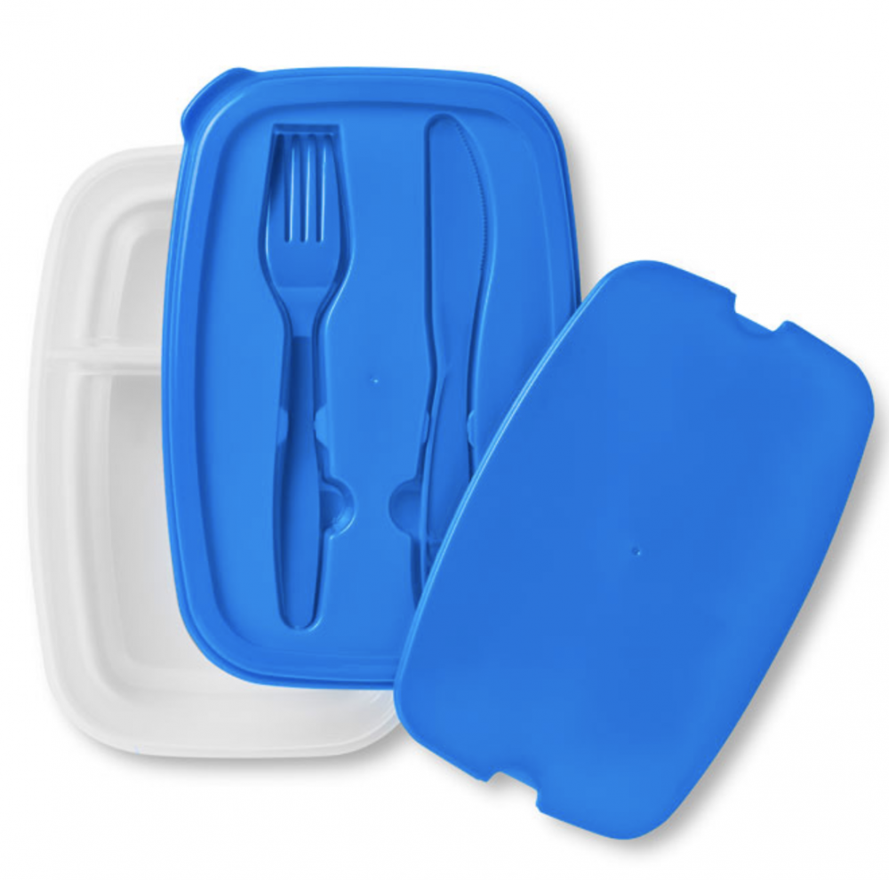 Lunch Box With 2 Compartments_2