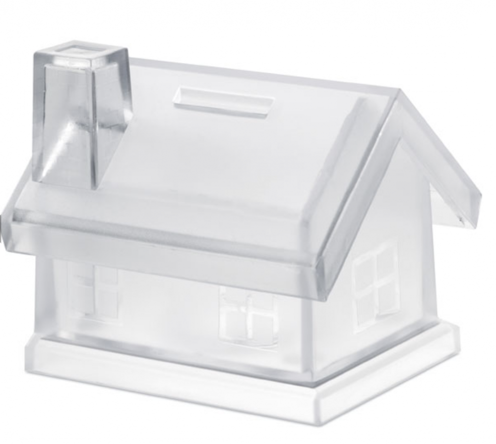House Shaped Coin Bank_2