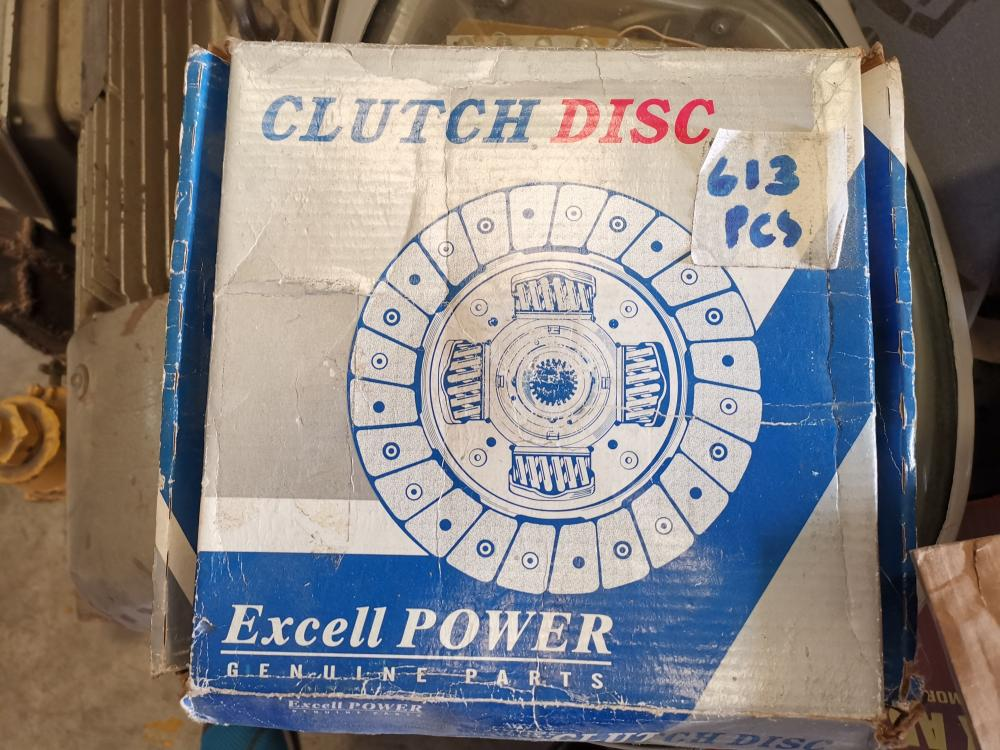 Excell Power Car Clutch Disc_2