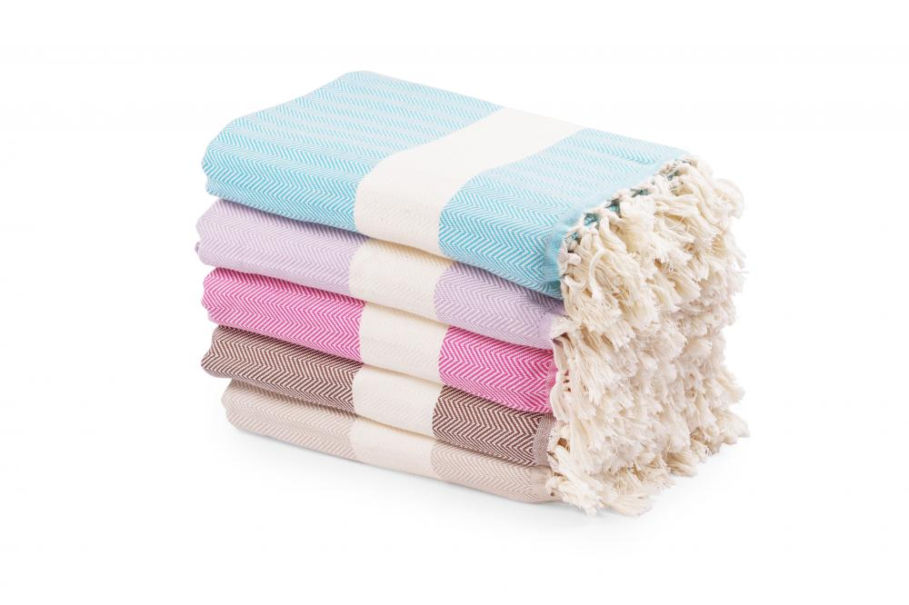 Cotton blanket throws_2