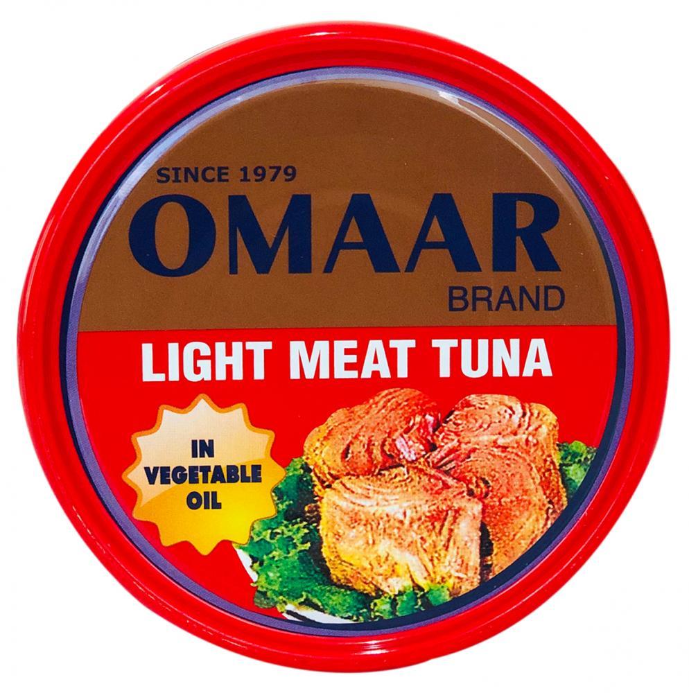 Solid Tuna Omaar 95 gm in Veg. Oil_3