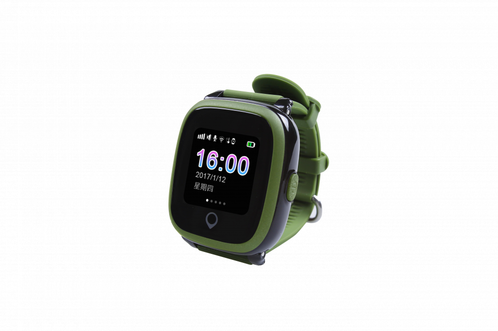 GPS kid smart watch 2G_6