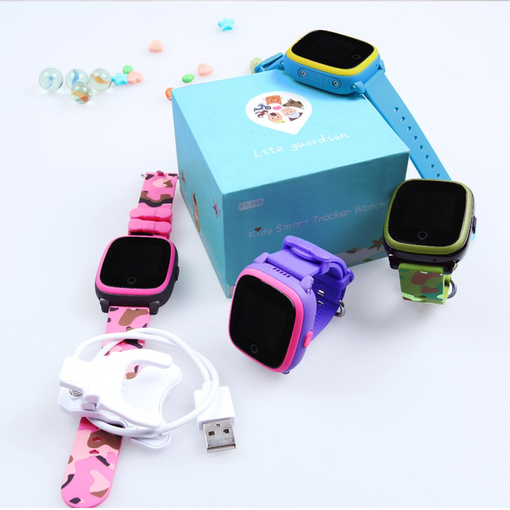 GPS kid smart watch 2G_2