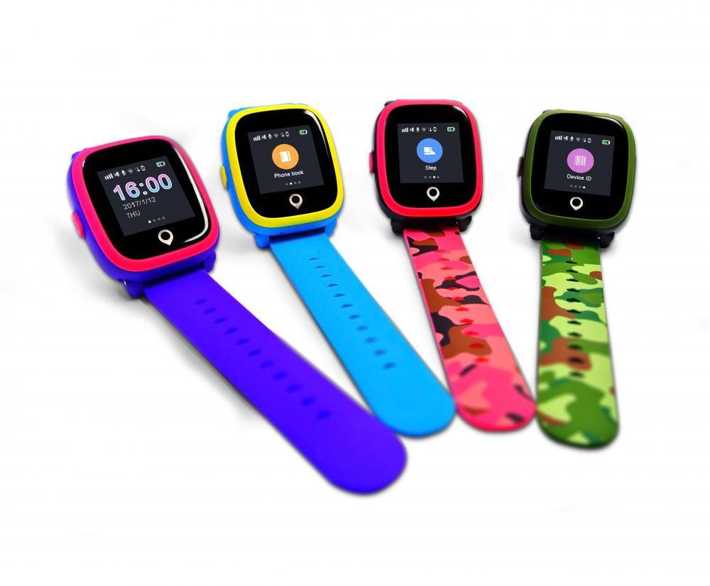 GPS kid smart watch 2G_7