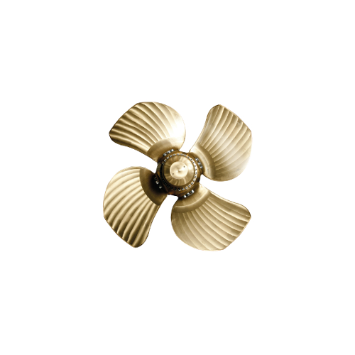 Marine Propulsion Propeller - Controllable Pitch Propeller 20 MW_2