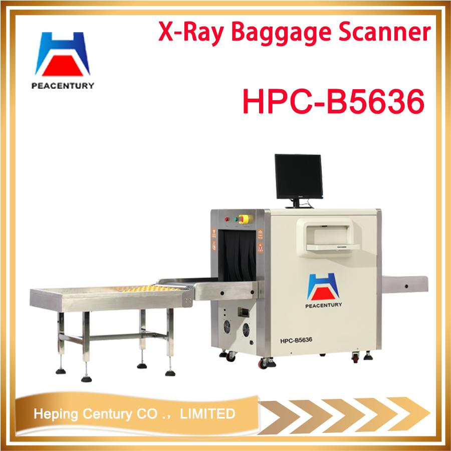 X-ray baggage scanner x ray baggage scanner for airport luggage security checking 150160_8