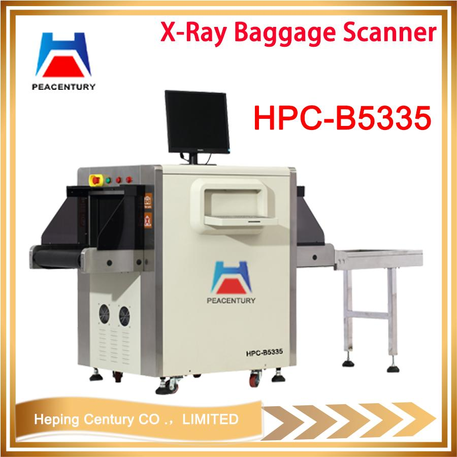 X-ray baggage scanner x ray baggage scanner for airport luggage security checking 150160_9