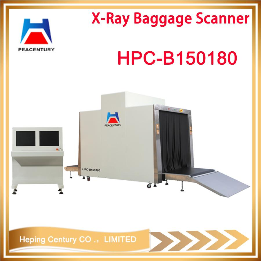 X-ray baggage scanner x ray baggage scanner for airport luggage security checking 150160_3
