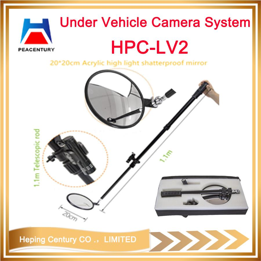 Pocket search mirror under car search mirror vehicle undercarriage inspection mirror_9