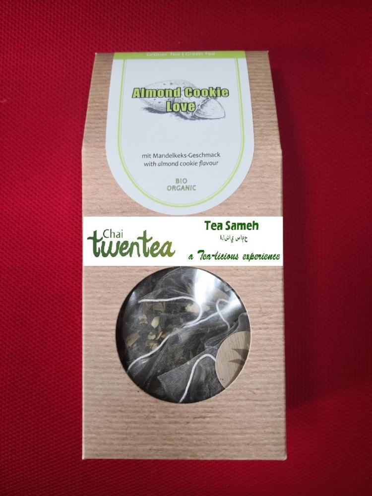 ALMOND COOKIE LOVE - Chaitwentea a Tealicious beverage_3