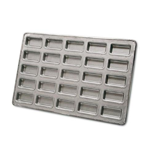 Baking Tray - Stainless Steel Quadrant_2