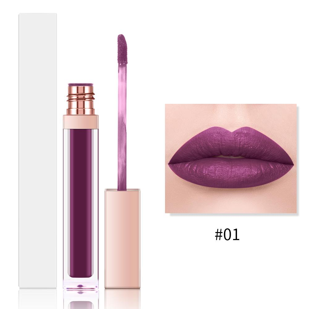 MS-LP-13 long -lasting, non-drying weightless formula lipstick matte lipstick long lasting matte waterproof lipstick private label_9