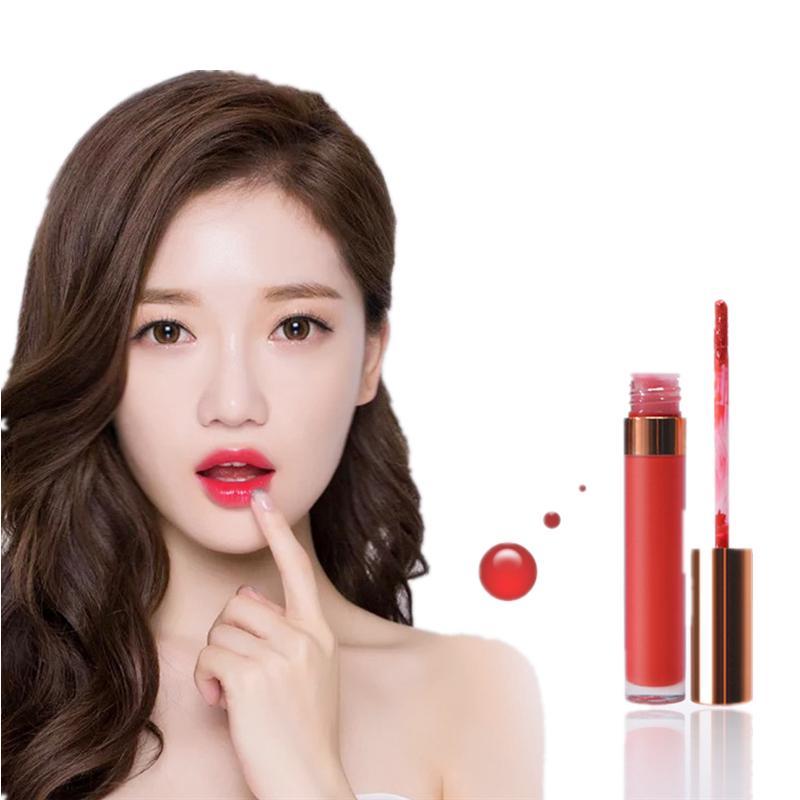 MS-LP-30 Smudge proof waterproof fashion color slim container long lasting halal organic custom matte liquid private label lipstick_7