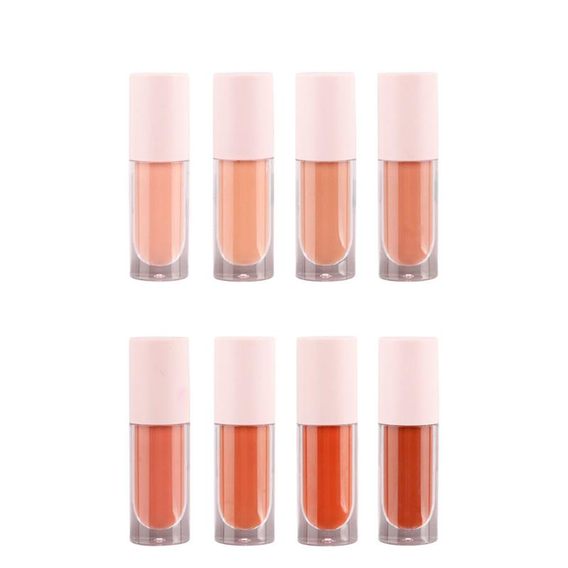 MS-LP-08 8 colors matte lip gloss_5