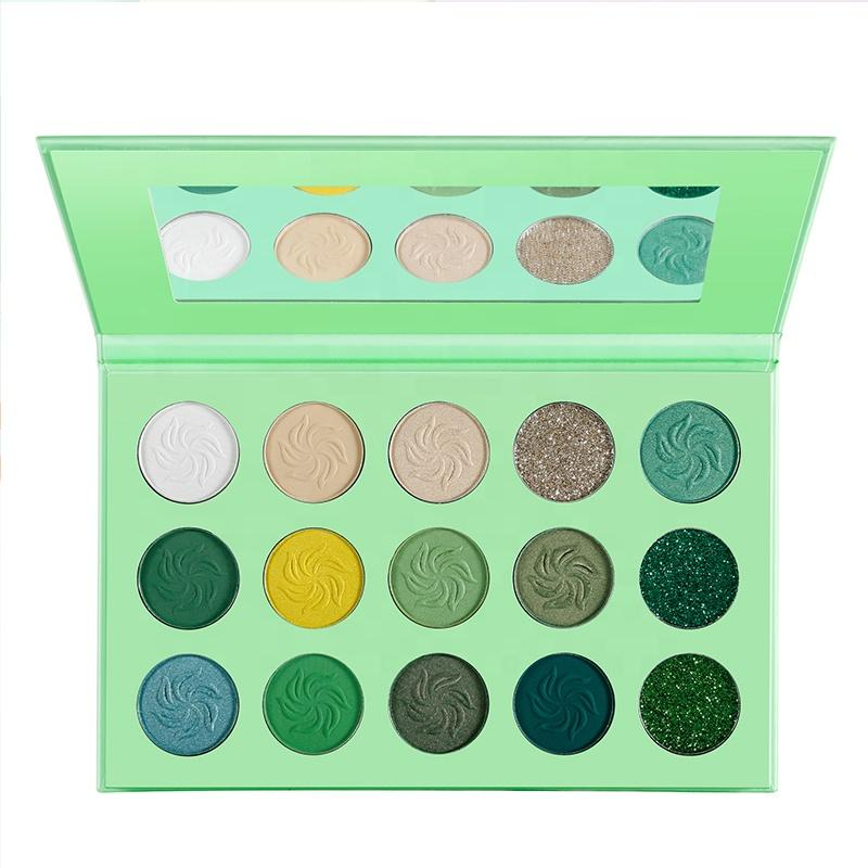 MS-EP-15 7 matte colors and 3 glitter colors eyeshadow palette_2
