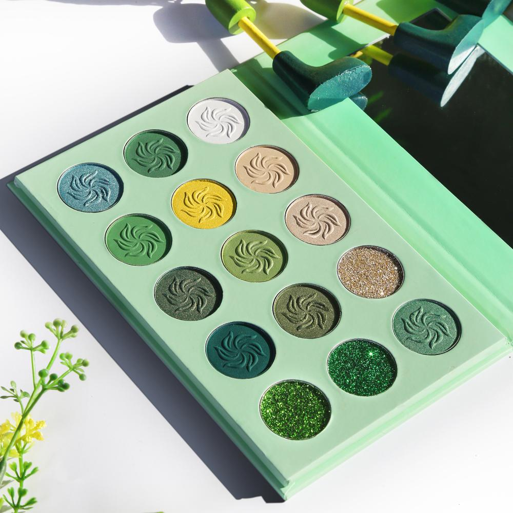 MS-EP-15 7 matte colors and 3 glitter colors eyeshadow palette_3