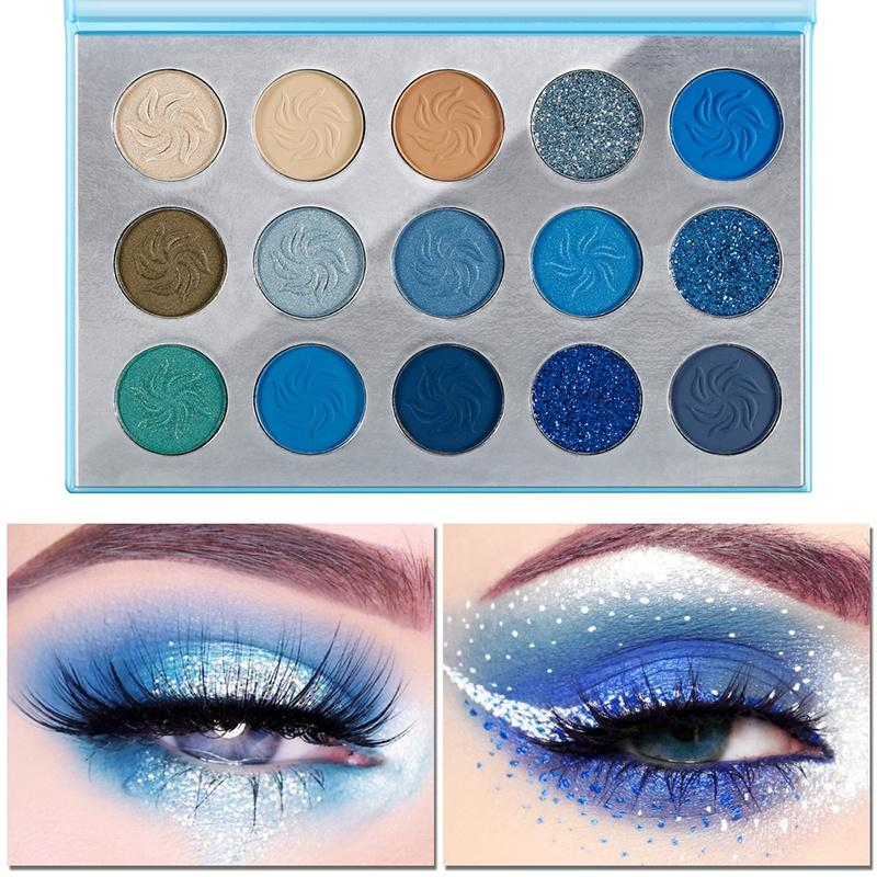 MS-EP-15 7 matte colors and 3 glitter colors eyeshadow palette_4