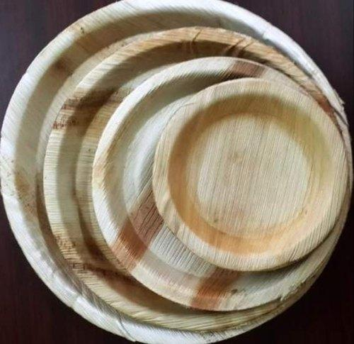 Biodegradable Areca leaf plates,bowls and cutlery_6