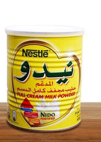 Nido Milk Powder(red and white cap)_3