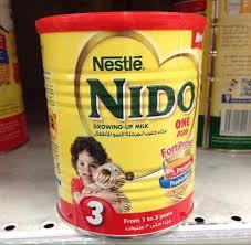 Nido Milk Powder(red and white cap)_4