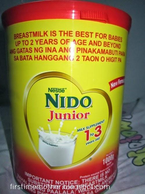 Nido Milk Powder(red and white cap)_2