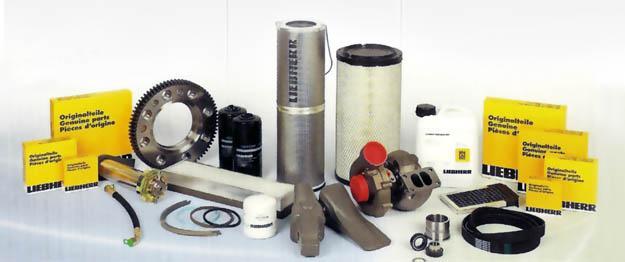 Genuine Parts for Komatsu, Liebherr, Volvo, JCB, Caterpillar, Kubota, Cummins, Eaton._7
