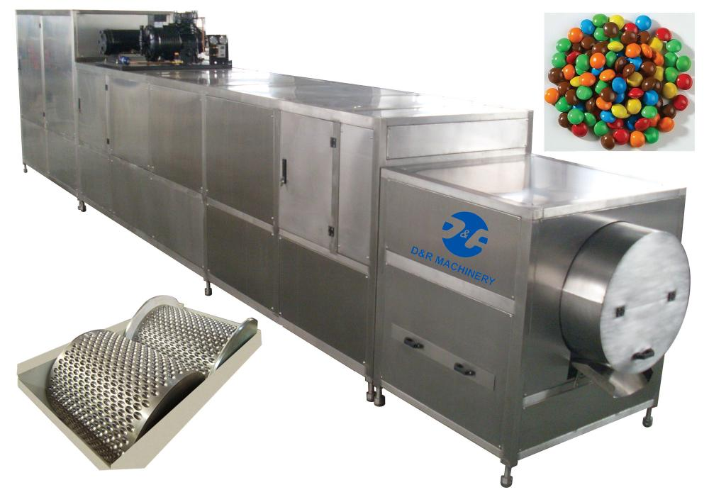 Chocolate lentil forming machine_2