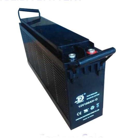 12v 100ah front terminal agm battery_2