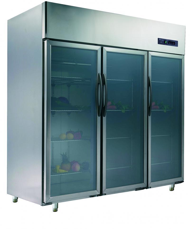 3 Door Cold Display Case - QBC1.6L3G_2