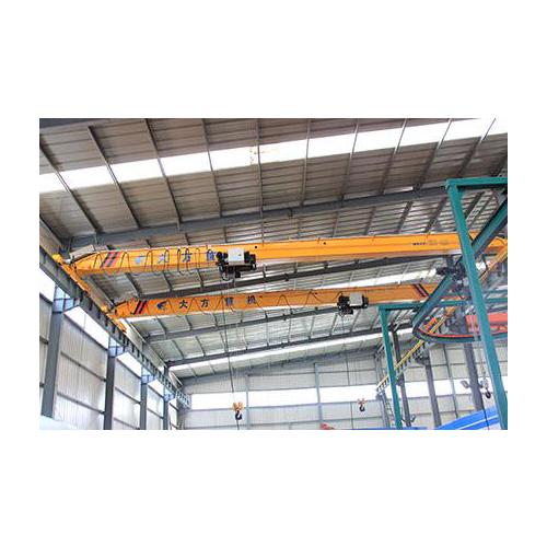 European Single Girder Overhead Crane_2