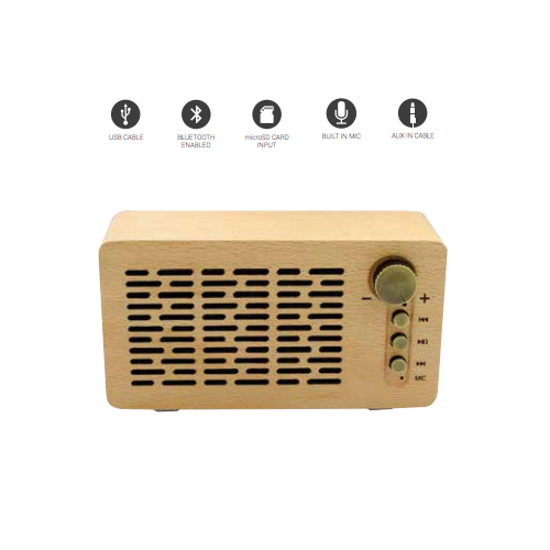 Bluetooth Speaker: Lookerz-E-Tune (ECO FRIEDLY)_2
