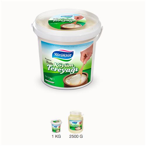Yörük Pasteurized Salted Butter 1KG_2