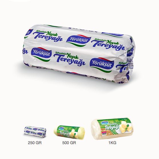 Yörük Pasteurized Butter 1KG_2