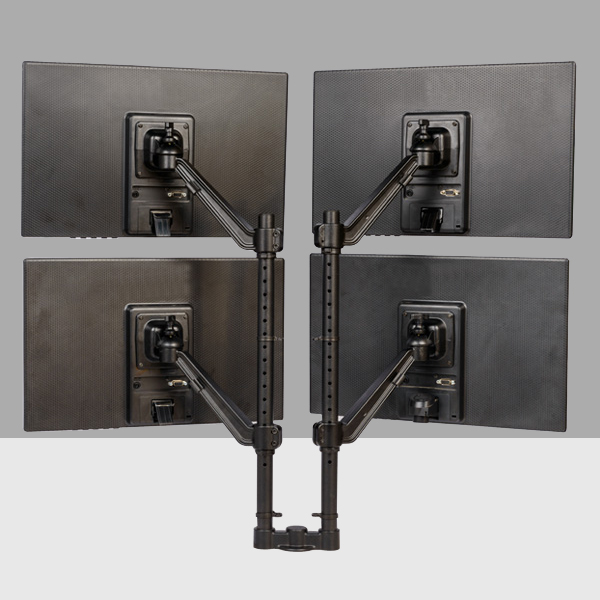 COMPUTER MONITOR ARM - DOUBLE SCREEN_2