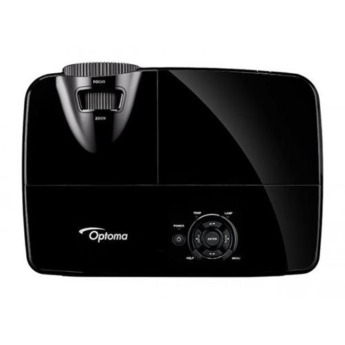 Optoma S303 DLP Projector_4