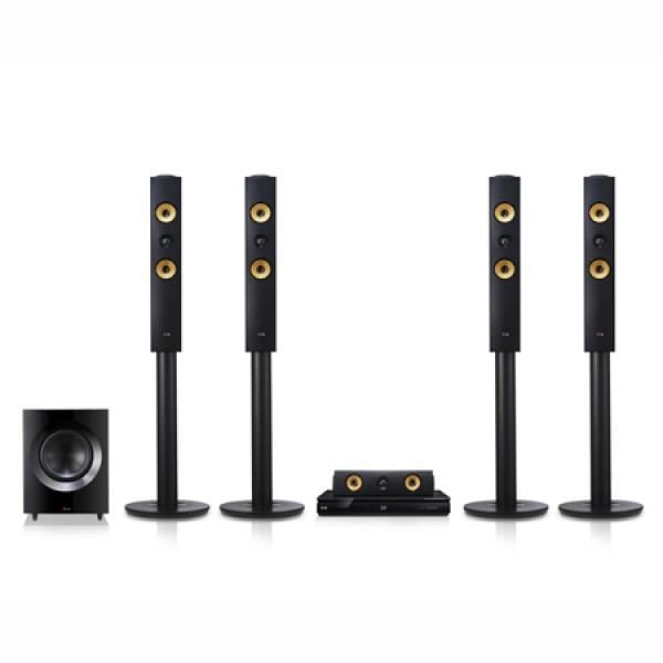 LG Aramid Fiber Speaker 3D BLU-RAY/DVD Home Theater System BH7540TW (BH7540TW, S74T1-S/C, S73T1-W, W4-4, T2)  (Open Box -Display Piece)_4