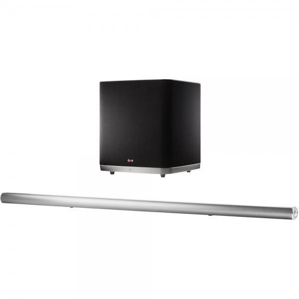LG 4.1 Channel HI-FI Sound Bar NB5540 (NB5540, S54A1-D)  (Open Box -Display Piece)_2