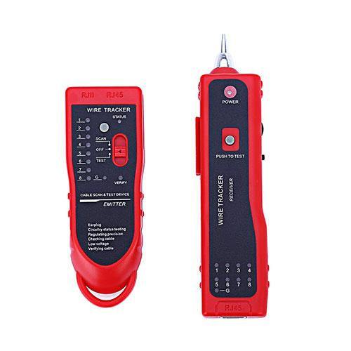 MULTIPURPOSE ANALOGUE CABLE TESTER AND TRACKER_2