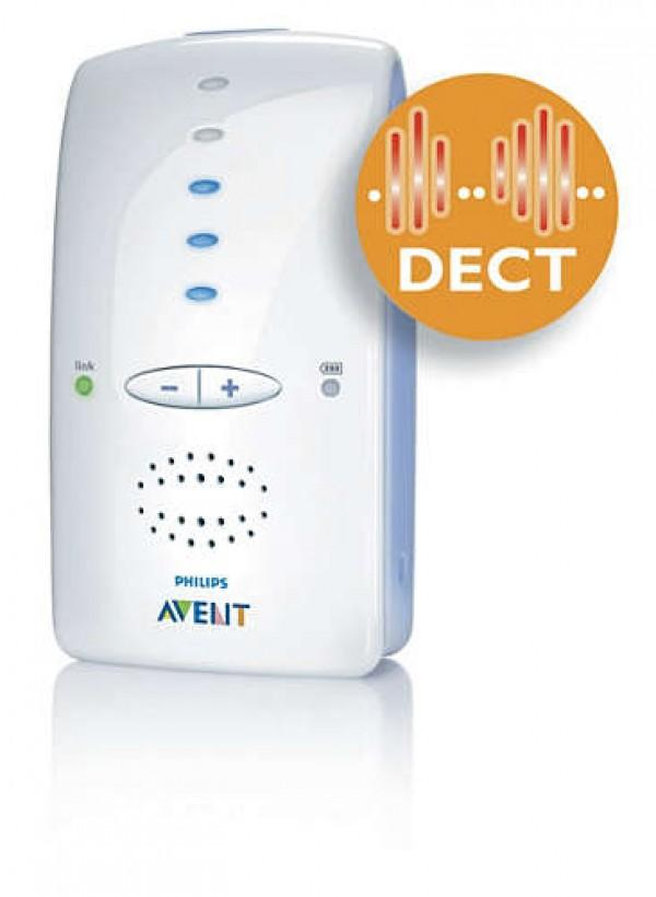 Philips Avent DECT Baby Monitor SCD510_3