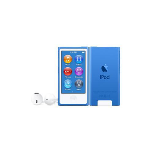 IPod Nano 16GB Blue MKN02_2
