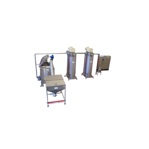Automatic cream preparation and refining systems_2