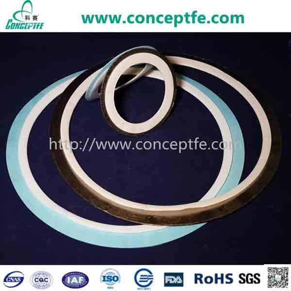 PTFE anti corrosion Envelope Gasket_2
