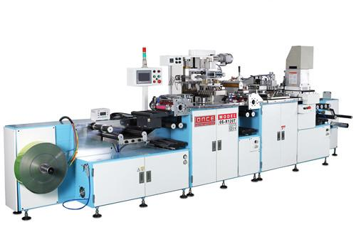 OS-R120T Automatic One Color Roll to Roll Screen Printing + Hot Stamping Machine_2