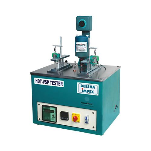 Heat Deflection And Vicat Softening Temperature Tester_2