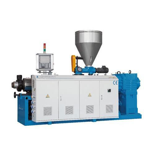 Conical twin screw extruder_2