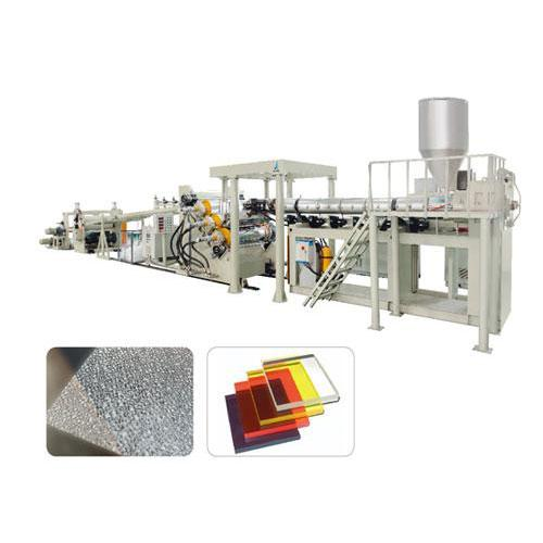 PC,PMMA,ABS,PS sheet production line_2