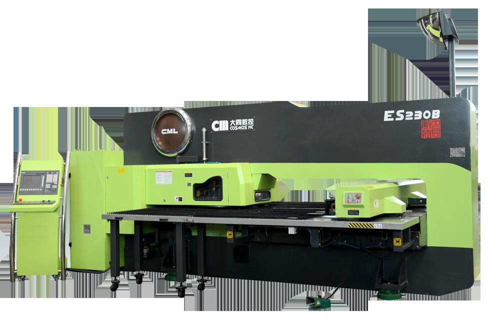 CNC Sheet Metal Processing Equipments_2