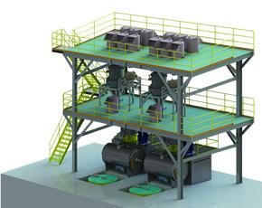 Full Automatic Weighing and Conveying System_2