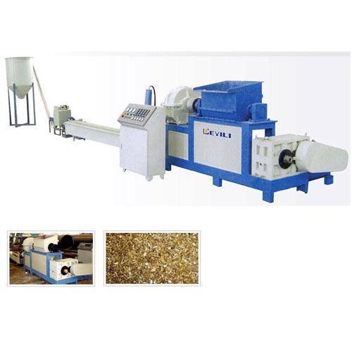 XPS extruded plate recycling granulator_2