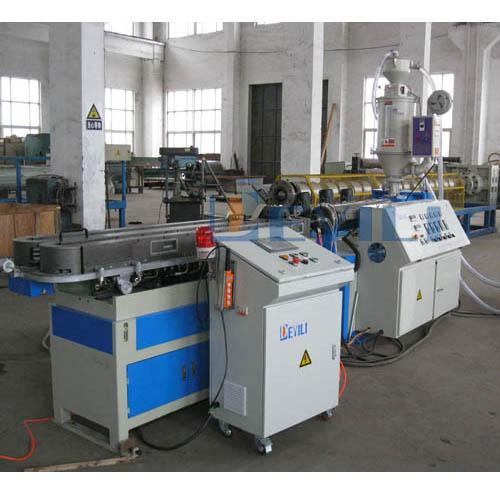 Single - wall corrugated pipe production line_2